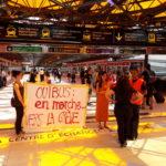 Les Ouibus Lyon en grève contre leur liquidation