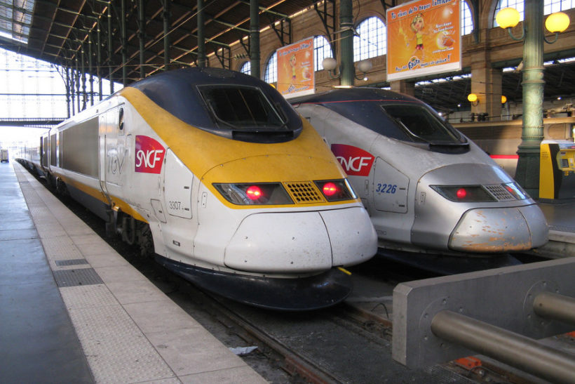 Rapports de force SNCF