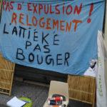 Expulsion de l'Attiéké, le centre social de Saint-Denis