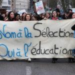 Relaxe pour les 4 étudiants syndicalistes de Nanterre
