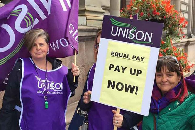 égalité salariale