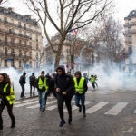 La France « harcèle ses manifestants » dénonce Amnesty International