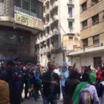 Tournant répressif en Algérie