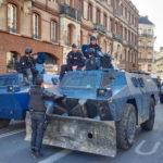 Toulouse: «il y a une volonté politique d'interdire les manifestations»