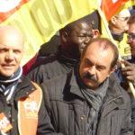 Monter d'un cran: l'intersyndicale appelle à la grève les 9, 10 et 11 janvier
