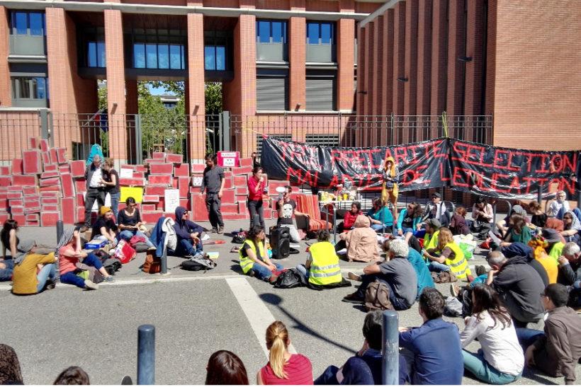 grève reconductible
