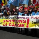 Fonction publique: face à la mobilisation des fonctionnaires, le gouvernement reste droit dans ses bottes