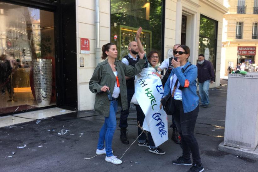 piquet de grève