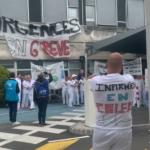Hôpital: la grève s'étend à une trentaine de services d'urgences