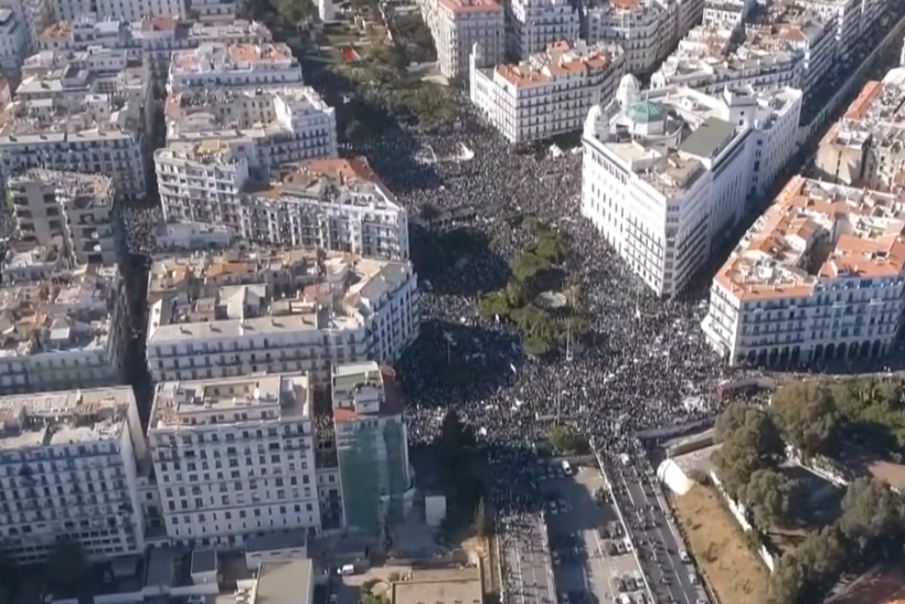 Révolution algérienne : « l'auto-organisation constitue la clef de la suite du mouvement »