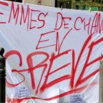 Urgences, femmes de chambre, travailleurs sans-papiers: trois grèves qui n'ont pas pris de vacances