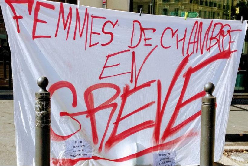 Urgences, femmes de chambre, travailleurs sans-papiers : trois grèves qui n'ont pas pris de vacances