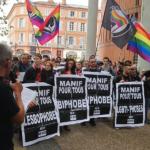 Témoignages après les attaques de l'extrême droite anti-pma la semaine dernière