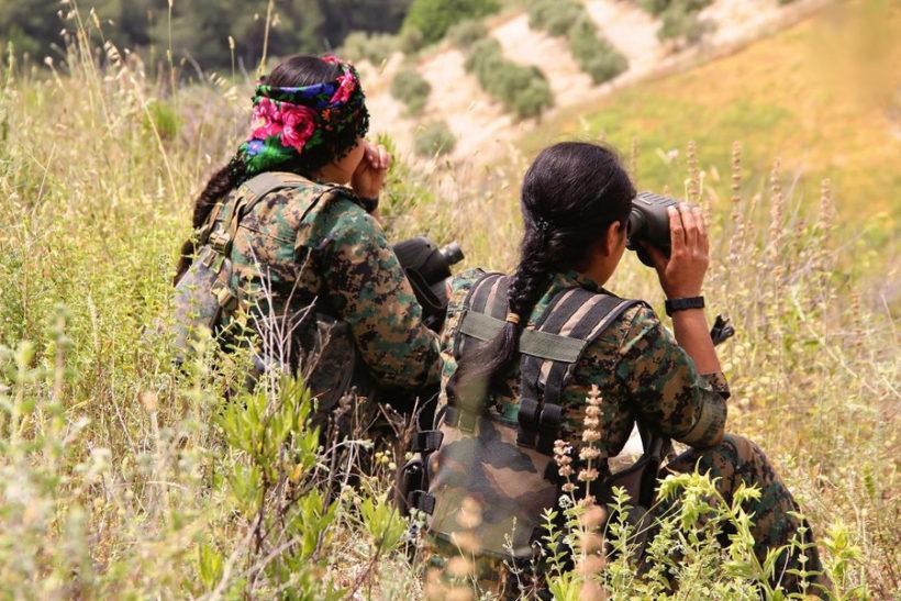 Intervention turque en Syrie : la révolution politique du Rojava menacée de toute part