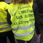 Gilets jaunes: 70% des ouvriers et 71% des chômeurs soutiennent toujours le mouvement