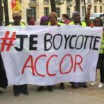 Bientôt quatre mois de grève pour les femmes de chambre de l'Ibis-Batignolles