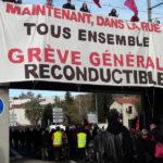 Deuxième journée de grève : le nombre de manifestants dans 50 villes