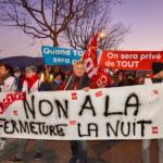 Sisteron : 33 semaines de mobilisation contre la fermeture des urgences de nuit