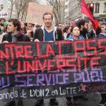 La réforme de l'enseignement supérieur et de la recherche avance à marche forcée