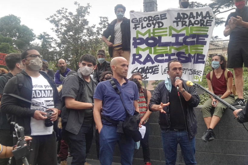 manifestations violences policières