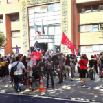 Des syndicalistes enseignants gardés à vue après une plainte du Rassemblement National