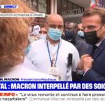 Soignants: une nouvelle sortie méprisante d'Emmanuel Macron