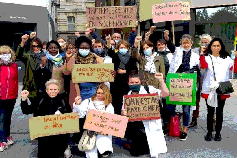 Ramsay grève clinique