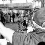 «Sécurité globale»: premières mobilisations contre le floutage et son monde