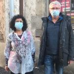 Un enseignant en grève de la faim pour que Madama vive ici dignement