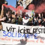 Madama: près de 800 manifestants pour qu'il reste au Puy-en-Velay