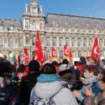 Paris : une semaine de grève chez les agents territoriaux