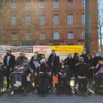 16 militants handicapés jugés à Toulouse :  « le procès de l'accessibilité »