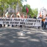 1ermai: plus de 150 manifestations dans l'hexagone