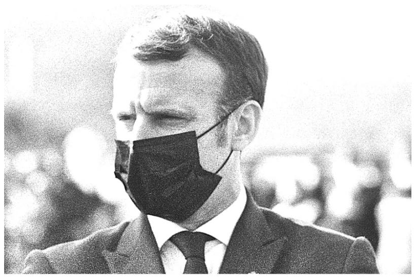 Macron déconfinement