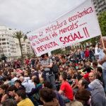 Occupation des places: il y a dix ans une déferlante en l'Espagne