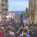 Riposte antifasciste : Lyon manifeste contre les violences d'extrême droite