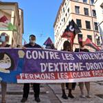 Carte : les violences d'extrême droite en France en 2021