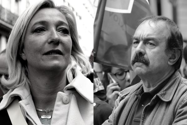 extrême droite syndicalisme