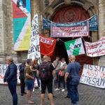 Belgique: 430 sans-papiers en grève de la faim depuis le 23mai