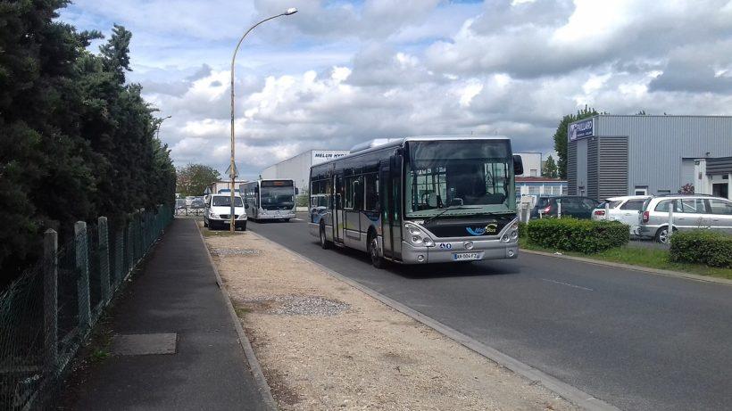 grève bus transvdev