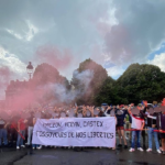 Démonstration de force fasciste dans la manifestation de Philippot à Paris