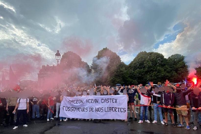 fasciste paris