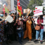 Grève du nettoyage à la Sorbonne : « Je dois faire 130 toilettes, c'est beaucoup »