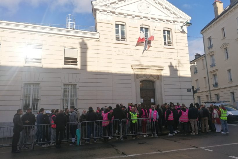 grève bus Transdev