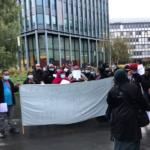 Grève massive et illimité chez les agents de nettoyage de la Sorbonne