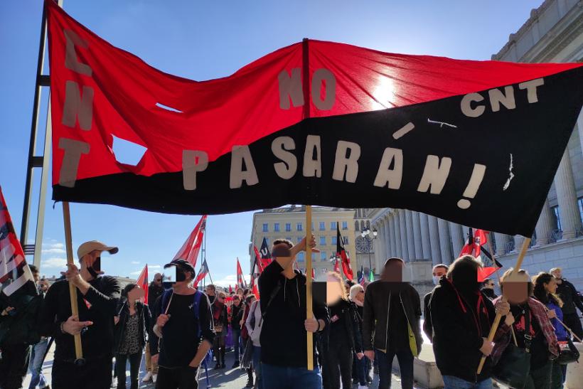 manifestation antifasciste lyon