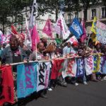 Congrès de Solidaires: allier lutte de classe, féminisme, écologie, antiracisme, et réfléchir à une recomposition syndicale